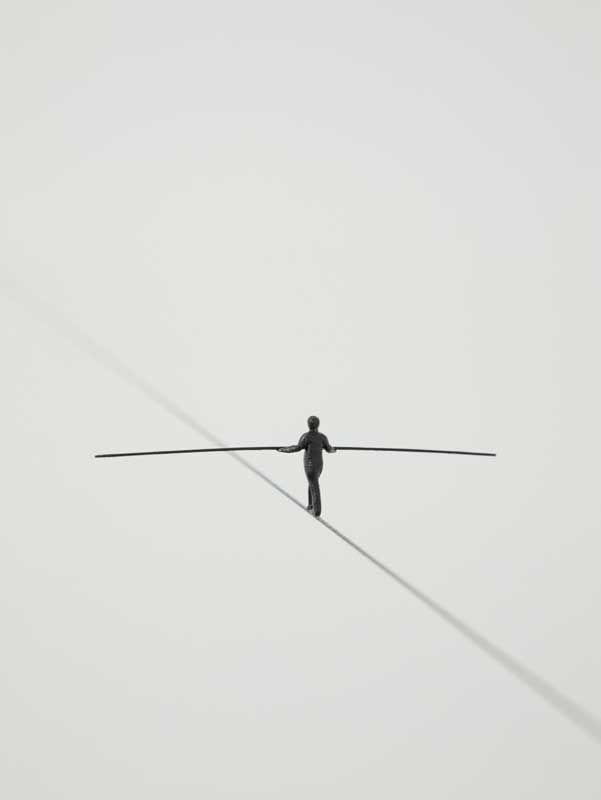 Tide Rope Walker